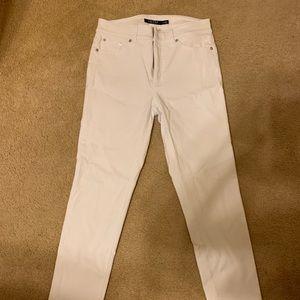 White jeans Lauren Ralph Lauren size 6 P